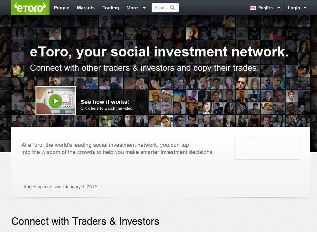 etoro demo account login