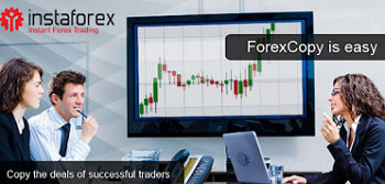 Copy trading at InstaForex
