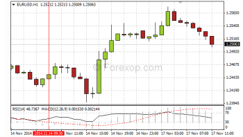 EUR/USD on rebound