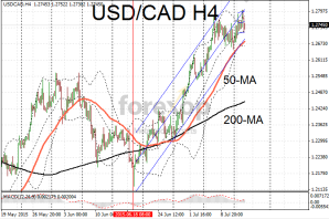 USD/CAD rally