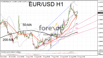 EUR/USD consolidates back below resistance