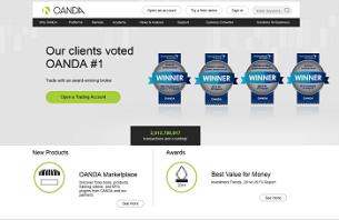 OANDA: Regulated FX broker