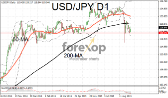 USD/JPY rally continues