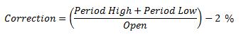 correction_formula
